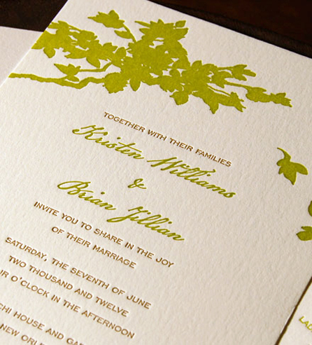 Together with their parents wedding invitation paperinvite inspirational wedding invitation wording casual fun green fl invite paper passionista stopboris Image collections