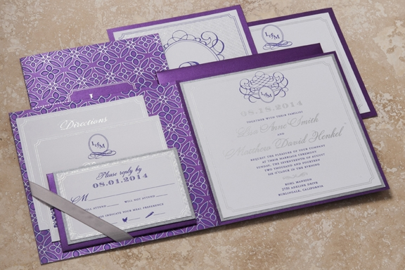 What Goes Inside A Wedding Invitation - New Wedding