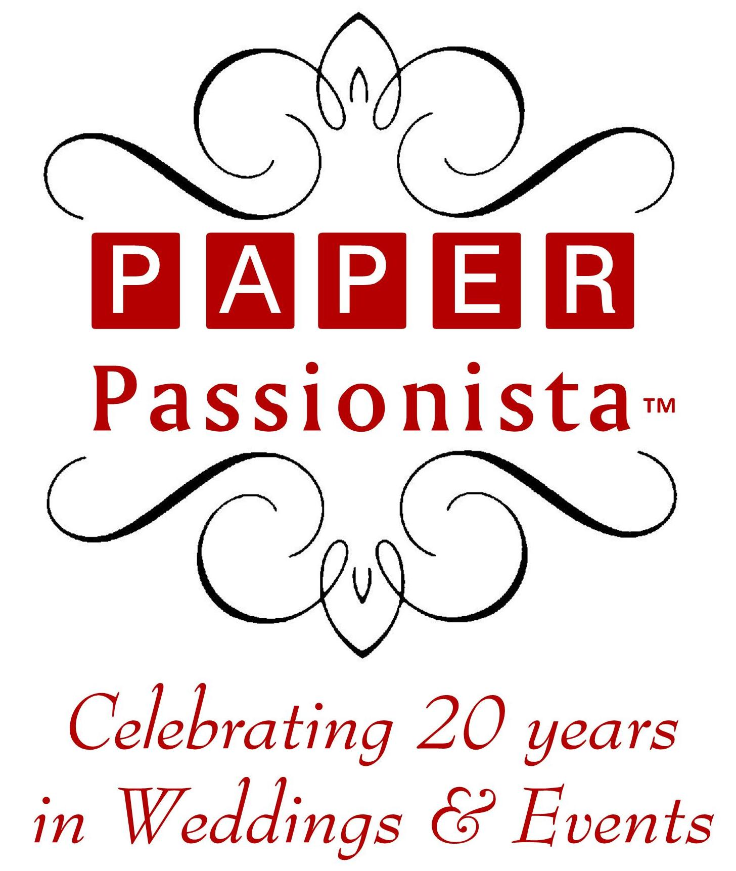 Paper Passionista: Social & Business Stationery